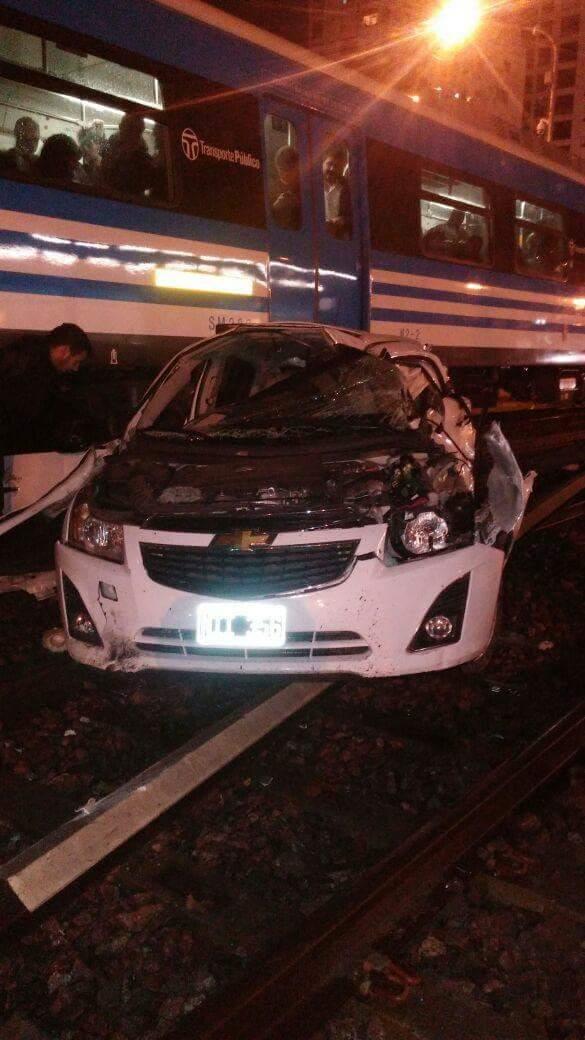 accidentes tren Ramos Mejía