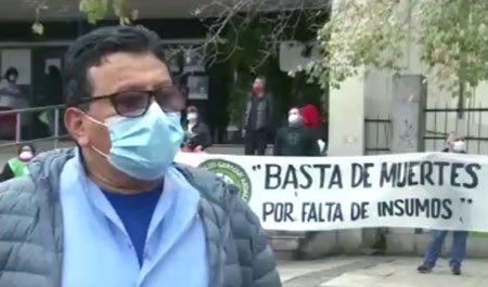 """DENUNCIA CONTRA CABA: """"El gobierno le da vacunas a instituciones privadas mientras el 50% de los trabajadores de sus hospitales no están vacunados"""""""