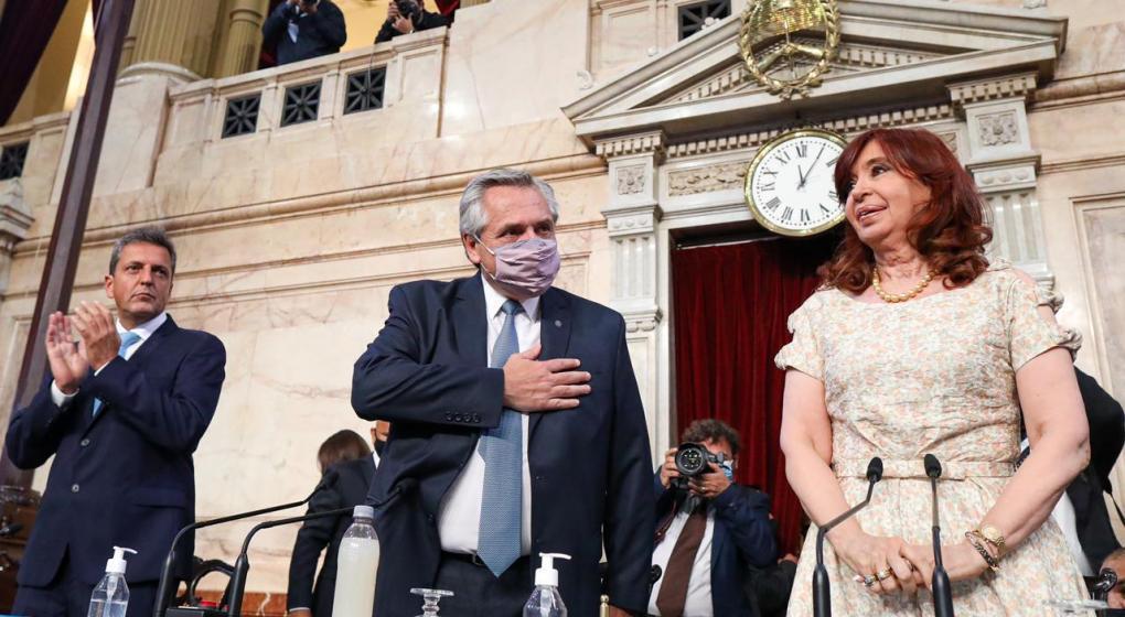 ALBERTO FERNANDEZ: Anunció la creación de nuevos parques nacionales en seis provincias