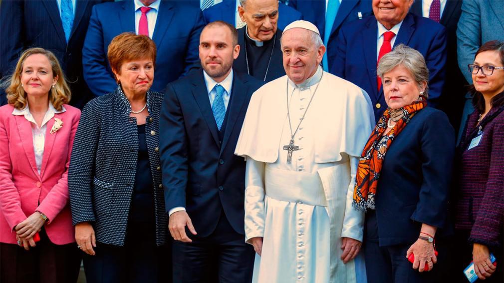 Martín Guzmán visitará al Papa Francisco y continúa su gira por Europa
