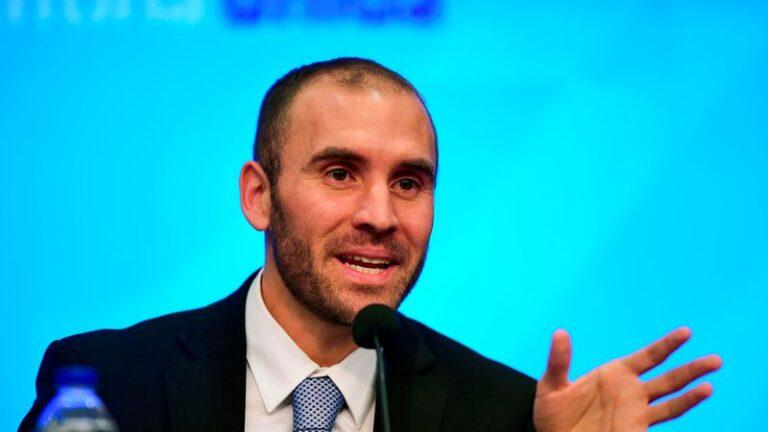 Martin Guzmán Miguel Pesce