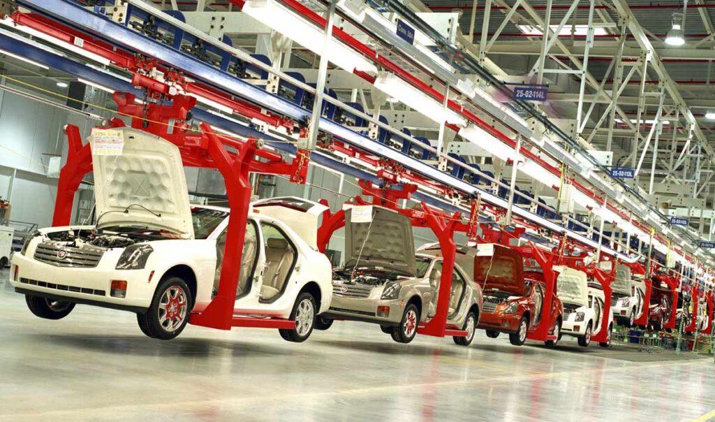 LOS NÚMEROS DE ABRIL: ¿Cuál es el crecimiento de la industria automovilística?