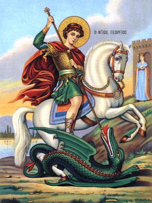 San Jorge: ¿Cuál es la historia del Santo del Papa y patrono de Armas de Caballería del Ejército?