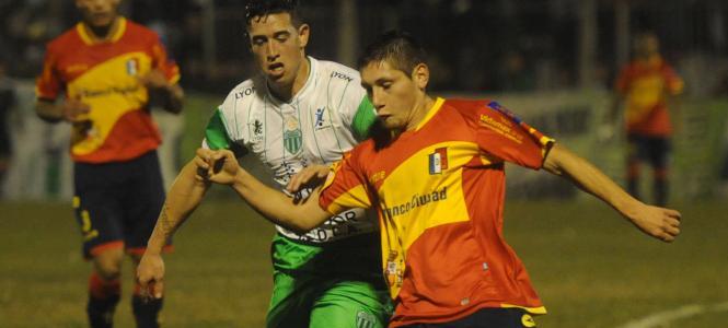 LAFERRERE – ESPAÑOL: empate que sirve para no perder pisada al puntero