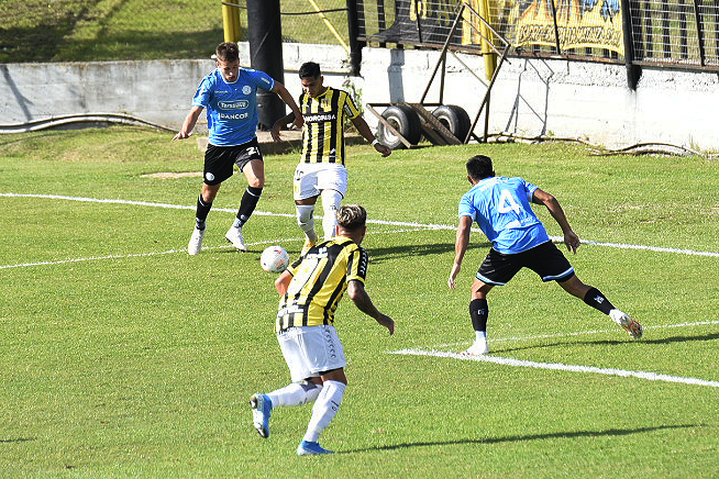Almirante Brown Belgrano