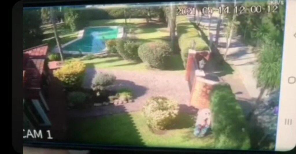 Villa Luzuriaga: Delincuentes hirieron a un cartero (Vídeo)