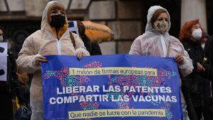 Un debate en auge: las patentes de vacunas contra el COVID-19