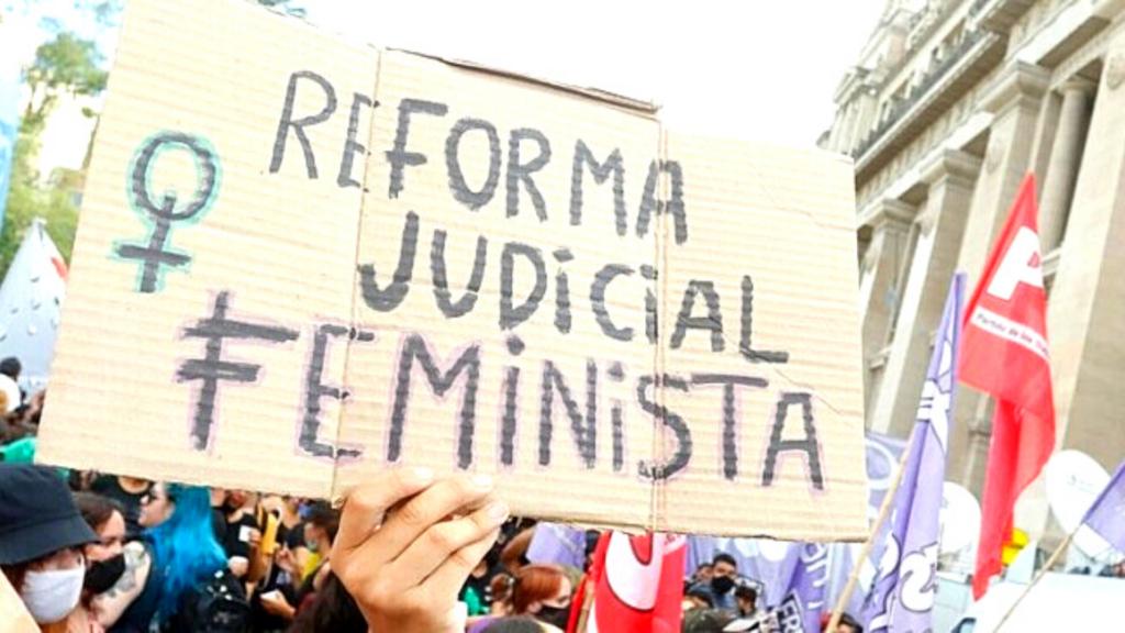 Reforma judicial feminista: De que trata