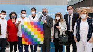 """Alberto Fernández: """"Hizo falta una pandemia para que nos demos cuenta de la importancia de la enfermería"""""""