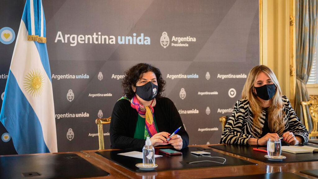 Argentina recibirá el principio para elaborar 1,6 millones del componente 2 de la Sputnik