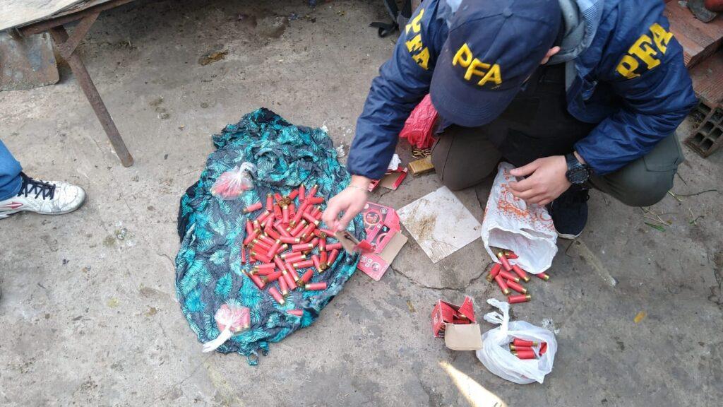 Los detenidos por la operación tirolesa que cruzaba drogas sobre el río Matanza se negaron a declarar