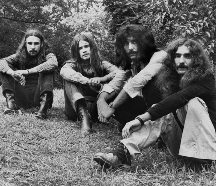 Black Sabbath: 50 años de Master of Reality