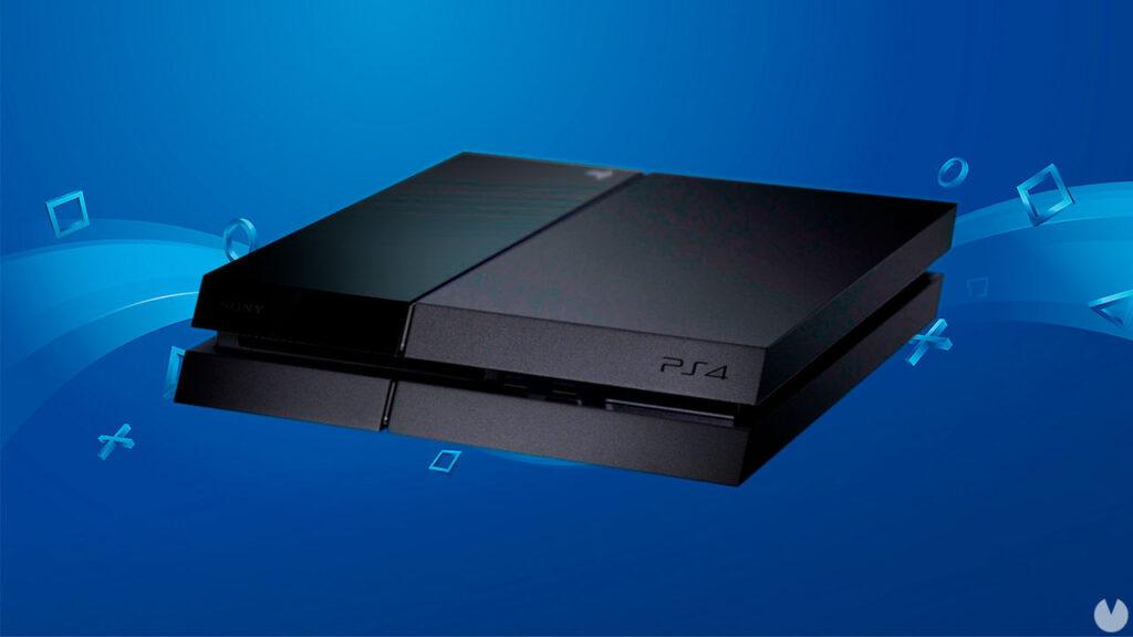 Actualización de la PS4