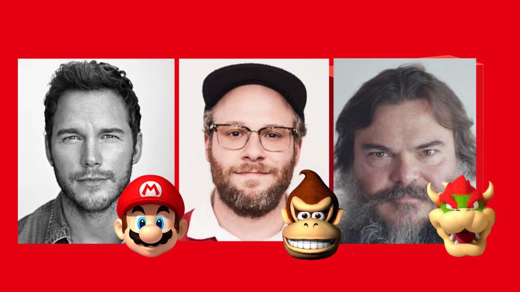 El reparto de la película de Mario: Risas y controversias