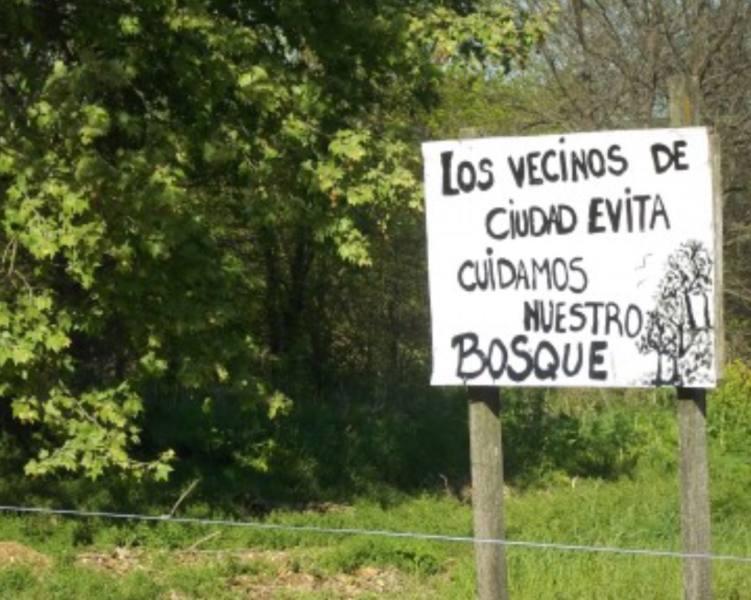 La Reserva Natural de Ciudad Evita pide explicaciones del proyecto que quieren llevar a cabo en el lugar