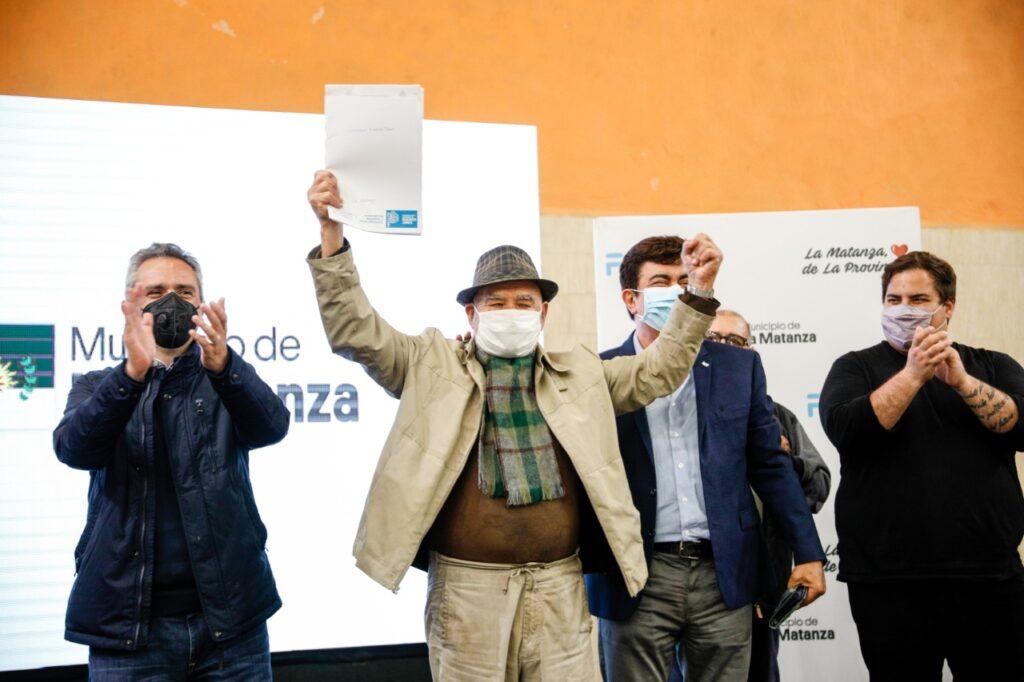"""Fernando Espinoza: """"Decimos sí a la casa propia"""""""