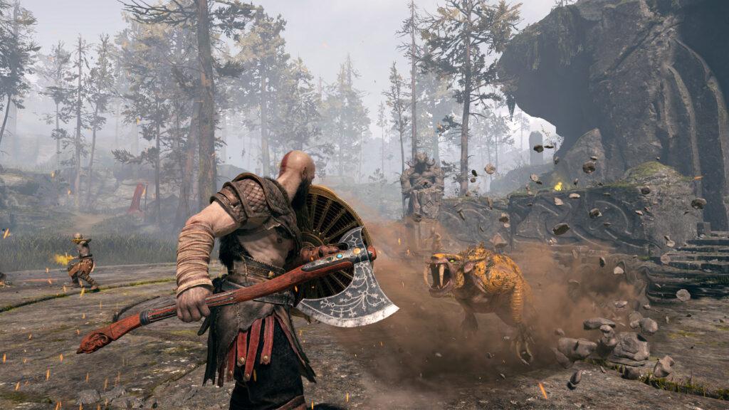 Se anunció port de PC de God of War, saldrá el 14 de enero en Steam